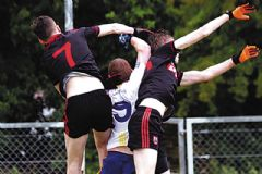 Tullylish run away with derby contest early on