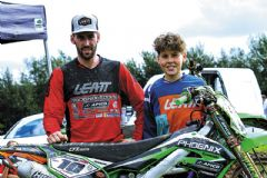 Big weekend for Meara brothers